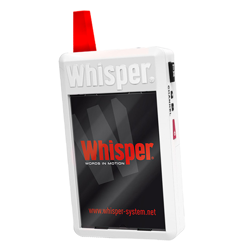 Whisper Prime Plus
